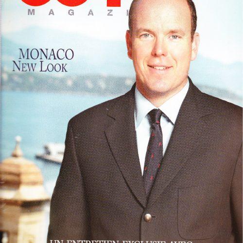 Cote Magazine Sept 2004 1-001