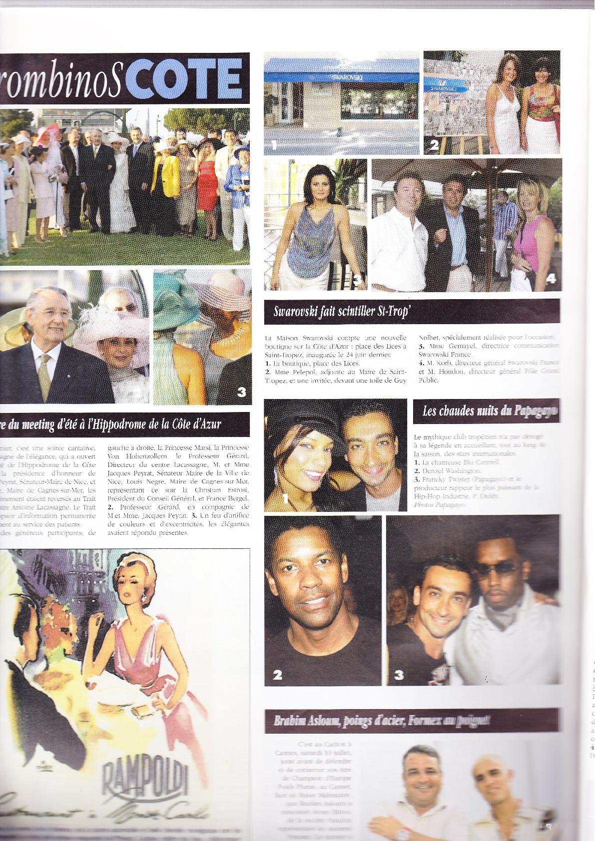 Cote Magazine Sept 2004 2-001